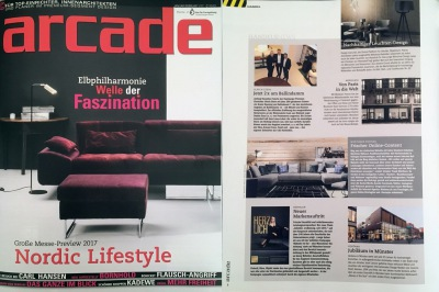 BALADA & CO in der Arcade 1/2017